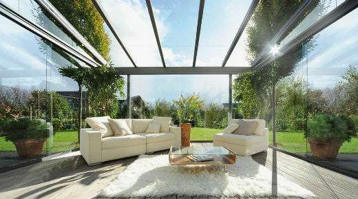 glass rooms by Lanai Outdoor