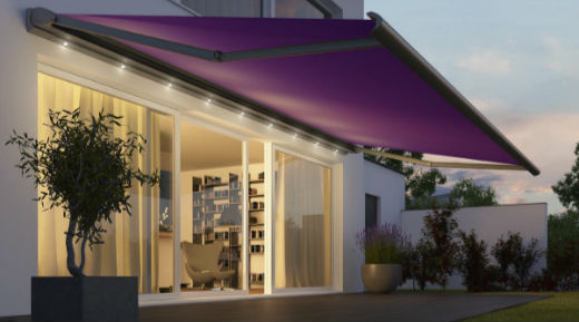 Patio Awnings & Glass Rooms Verandas Canopies Awnings u0026 Extensions | Lanai ...