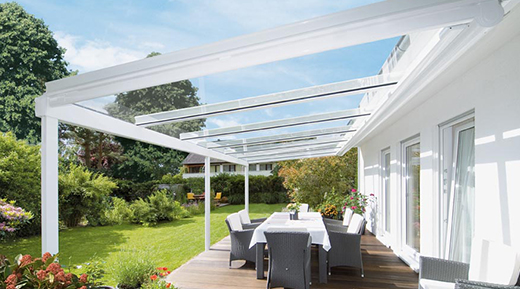 glass verandas by Lanai Outdoor