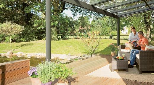 glass verandas