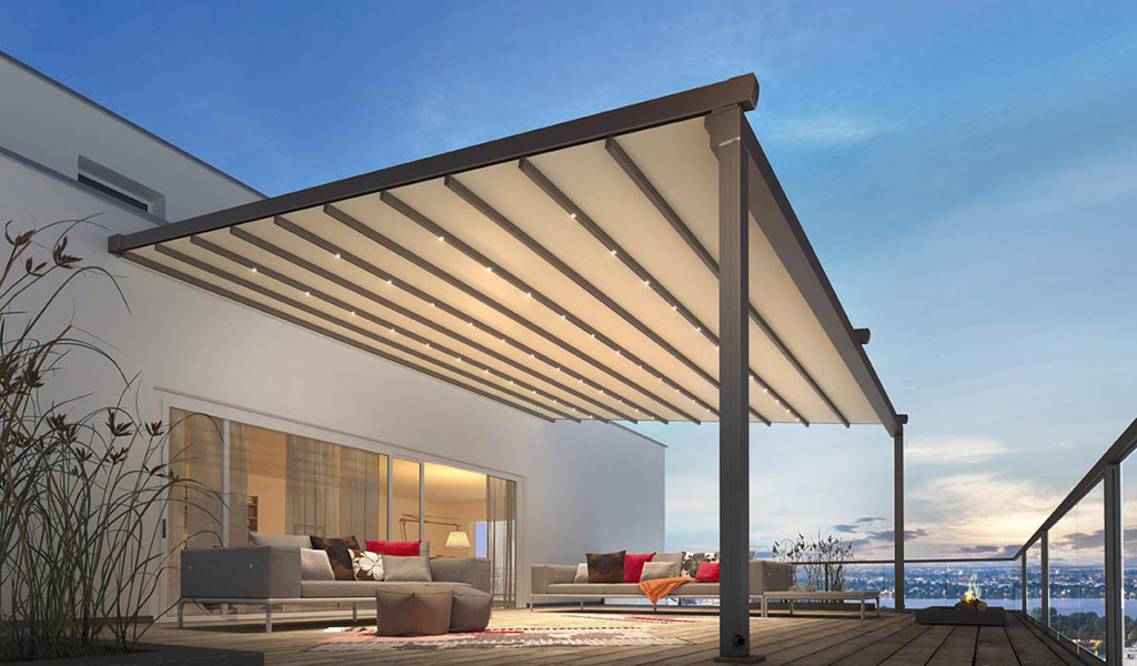 pretty nice d1aff 0ae97 Retractable Canopies & Pergolas supplied by Lanai Outdoor