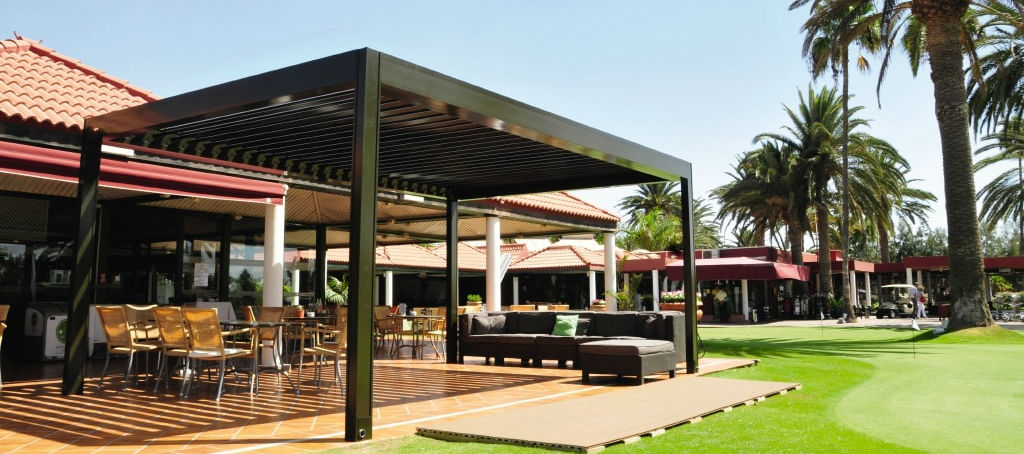Commercial Canopies Awnings Verandas