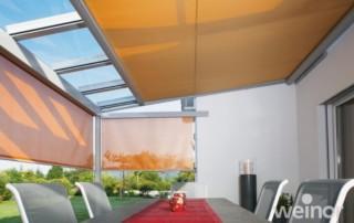 conservatory awnings orange