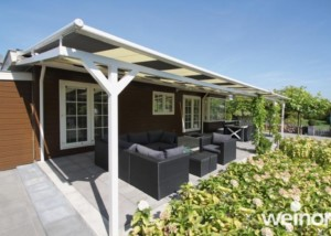 conservatory awnings shed