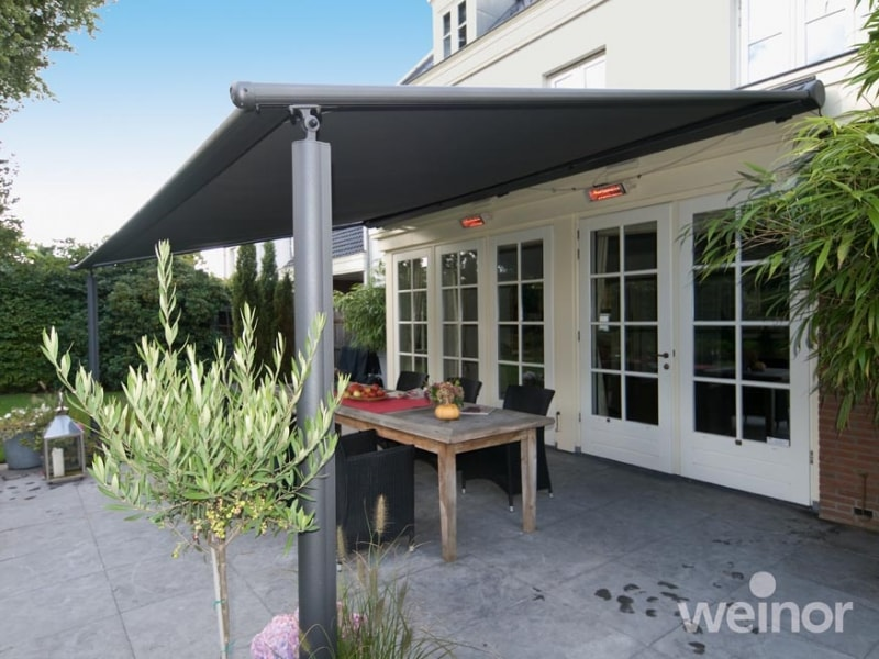 awnings patio awnings supplied installed in the uk by lanai outdoor living. Black Bedroom Furniture Sets. Home Design Ideas