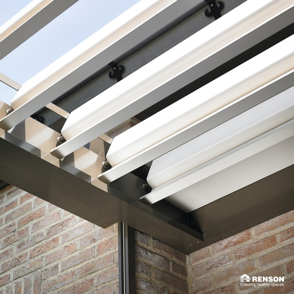 Louvered Roof Canopy From Lanai Outdoor Limited