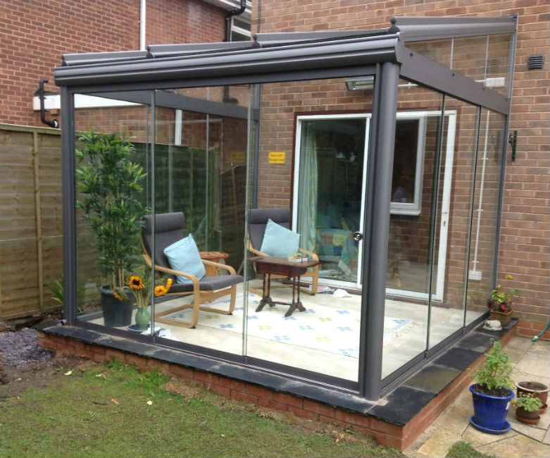 glass room solihull