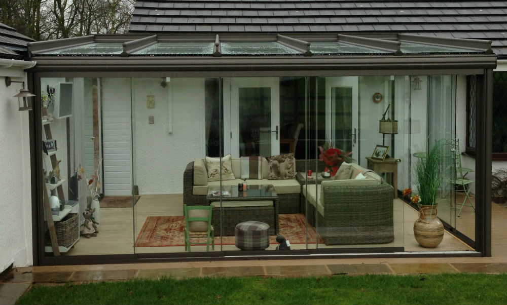 Glass rooms northwich cheshire installed by lanai for Garden rooms cheshire
