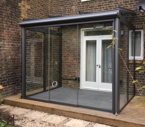 glass room LONDON