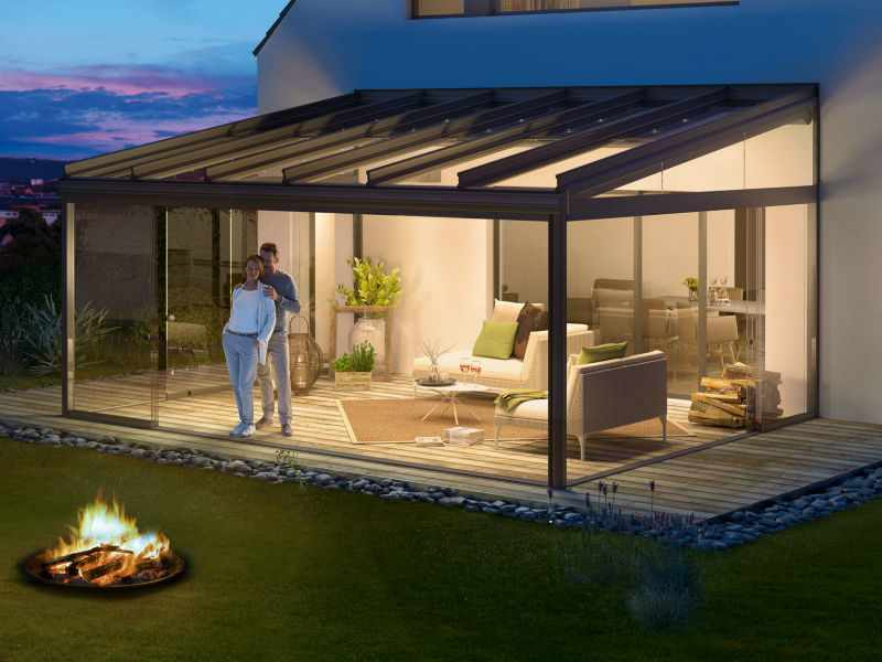 Glass Rooms, Verandas, Canopies & Awnings