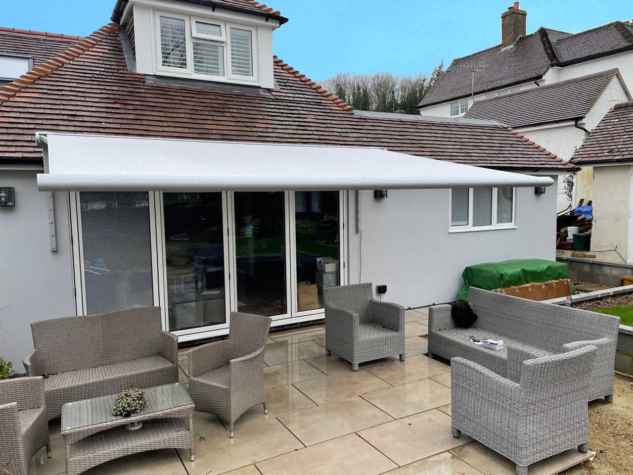 Awning in Guildford